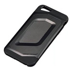 iphone 6+ TPU, PC, carbon material case