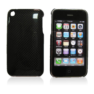 iphone 3 carbon cover