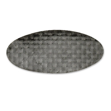 Oval black carbon protector